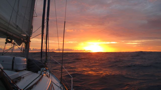 Sailing New Zealand to Tonga