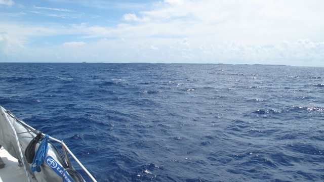 Landfall Tuvalu