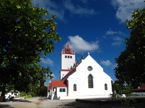 Church Nanumea