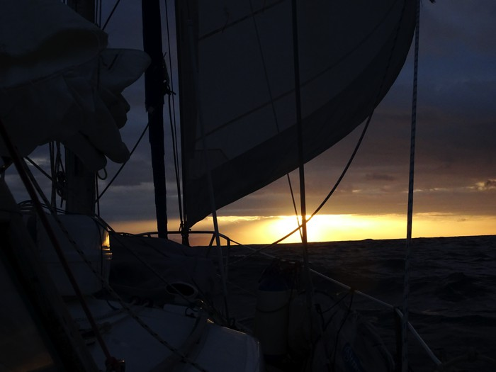 Sailing to Marau